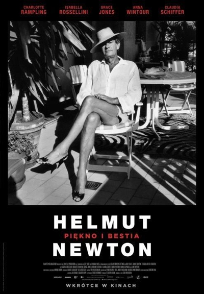 HELMUT NEWTON. PIĘKNO I BESTIA | 24 listopad