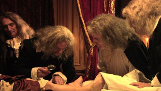 Śmierć Ludwika XIV (1)